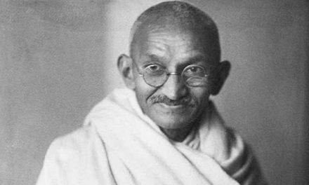 Mahatma Gandhi – frasi celebri